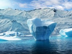 Melting icebergs key to sequence of an ice age scientists find