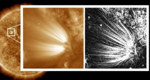 NASA explores solar wind with new view of small sun structures