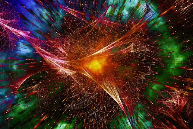 Physicists use hyperchaos to model complex quantum systems at a fraction of the computing power