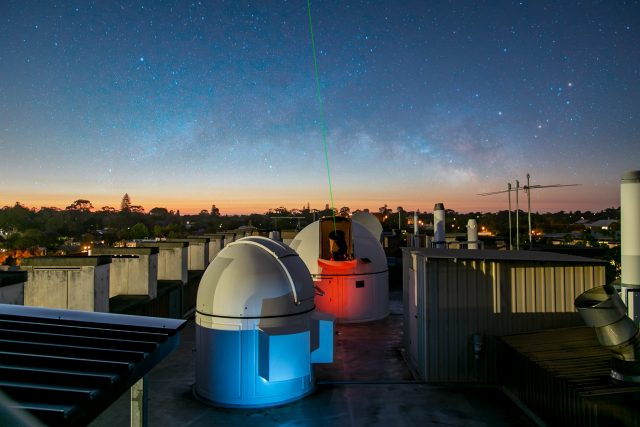 Record breaking laser link could provide test of Einsteins theory