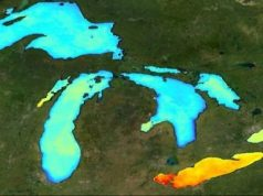 Worlds largest lakes reveal climate change trends