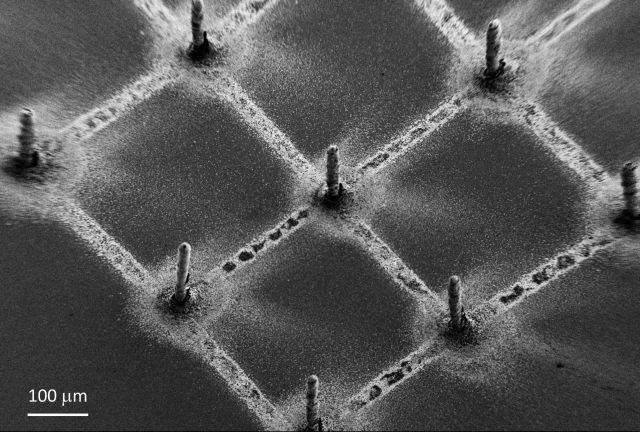 3 D printing perovskites on graphene makes next gen X ray detectors