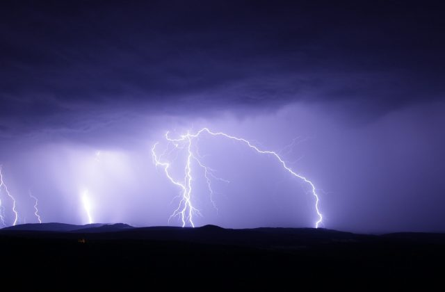 Alaska thunderstorms may triple with climate change