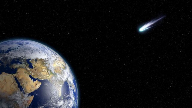 Comet or asteroid