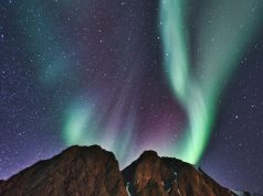 First humans in Tasmania must have seen spectacular auroras