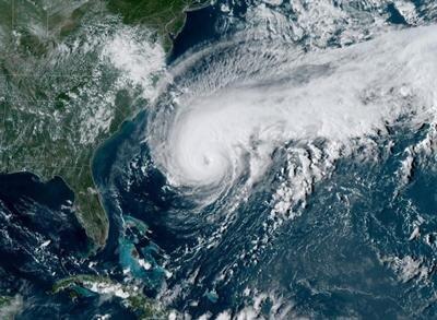 Increasing hurricane intensity around Bermuda linked to rising ocean temperatures