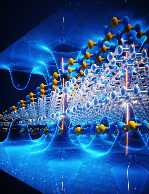 Newly discovered graphene property could impact next generation computing
