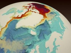 Record high Arctic freshwater will flow to Labrador Sea affecting local and global oceans