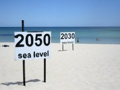 Sea level data confirms climate modeling projections were right