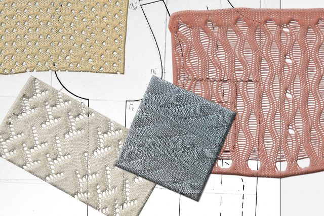Could we recycle plastic bags into fabrics of the future