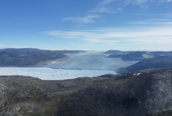 Greenland ice loss may have begun as early as the mid 80s
