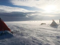 New study finds atmospheric rivers increase snow mass in West Antarctica