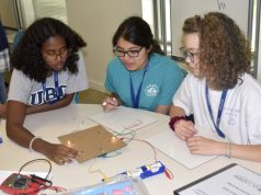 Physics camp has proven benefits for high school girls