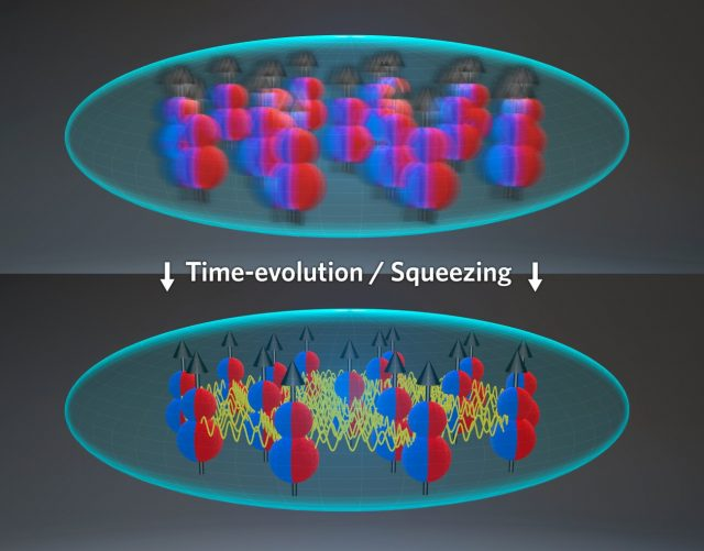 Theoretical physicists predict quantum interactions within 3D molecules