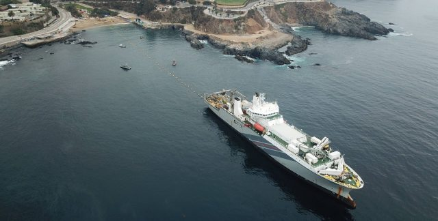 Using deep sea fiber optic cables to detect earthquakes