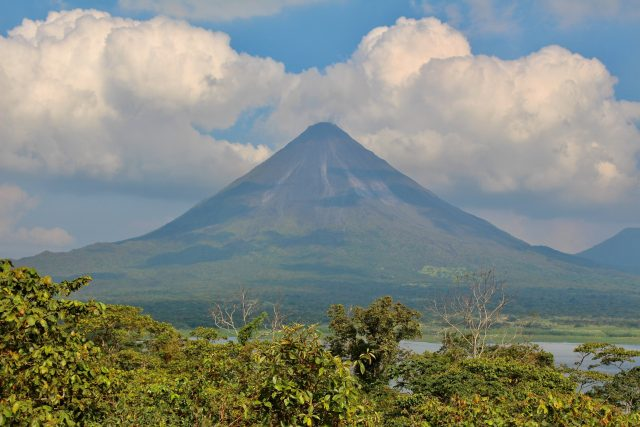 Volcanic eruptions had large and persistent impacts on global hydroclimate over the last millennium