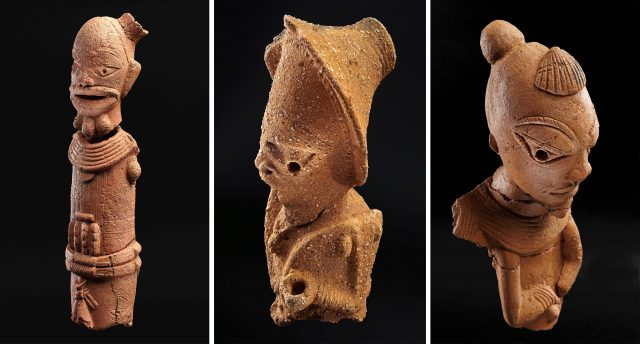 Ancient pottery reveals the first evidence for honey hunting in prehistoric West Africa