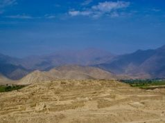 Astronomy and landscape in the city of Caral the oldest city in the Americas