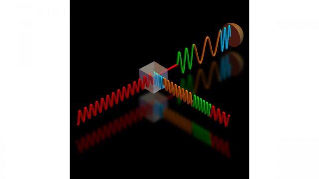 Boosting fiber optics communications with advanced quantum enhanced receiver