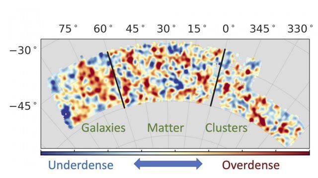 Dark Energy Survey physicists open new window into dark energy