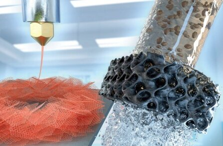 Finally 3D printed graphene aerogels for water treatment