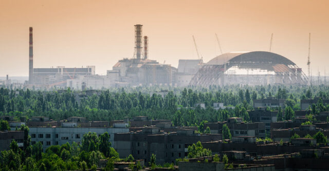 Genetic effects of Chernobyl radiation