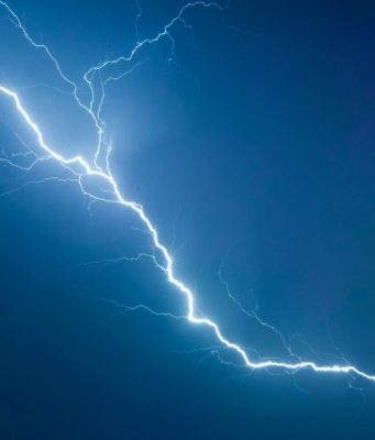 Lightning strikes will more than double in Arctic as climate warms