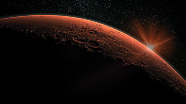 Mars has right ingredients for present day microbial life beneath its surface study finds
