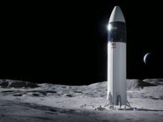 NASA picsk SpaceX Moon Starship for Artemis