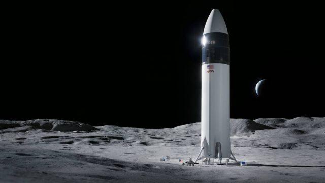NASA picsk SpaceX Moon Starship for Artemis
