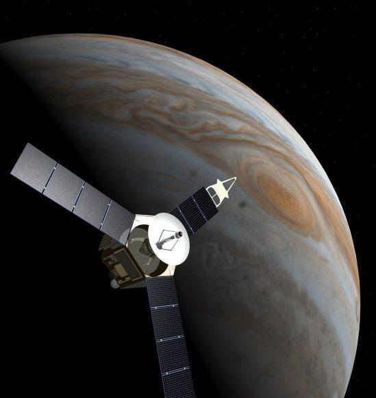 New research reveals secret to Jupiters curious aurora activity