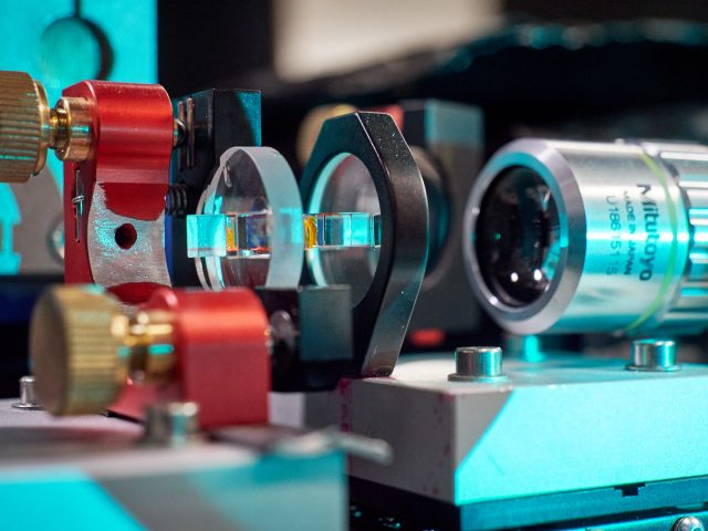 Physicists observe new phase in Bose Einstein condensate of light particles