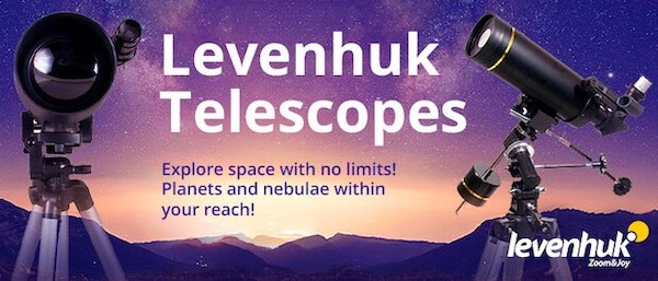 Levenhuk Telescopes and optics hot deals