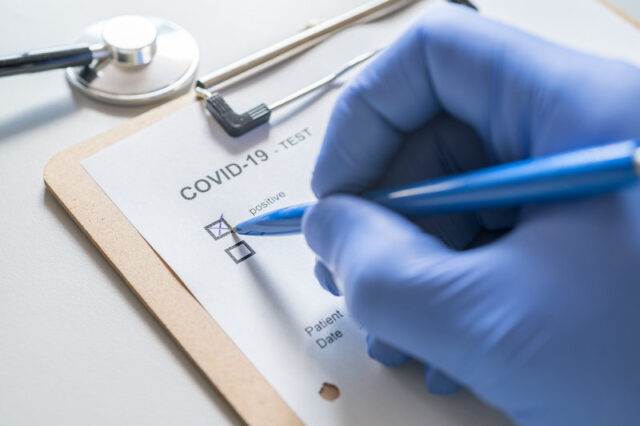 Among COVID 19 survivors an increased risk of death serious illness