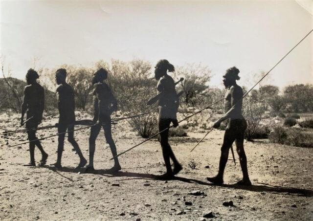 Australian aborigines mob