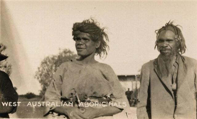 Australian aborigines | Australian Aboriginal memory tool