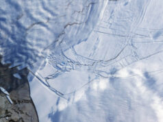 Catastrophic sea level rise from Antarctic melting possible with severe global warming