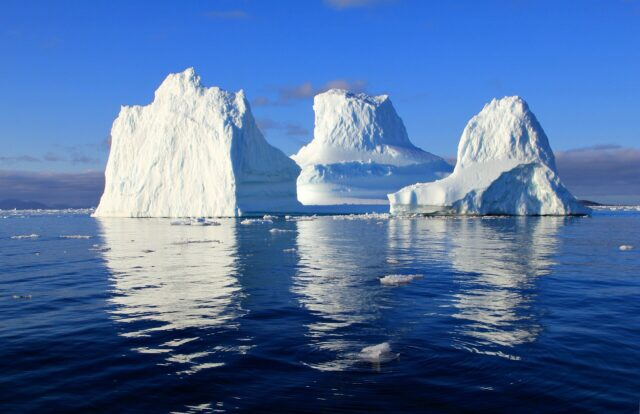 Researchers find Greenland glacial meltwaters rich in mercury 1