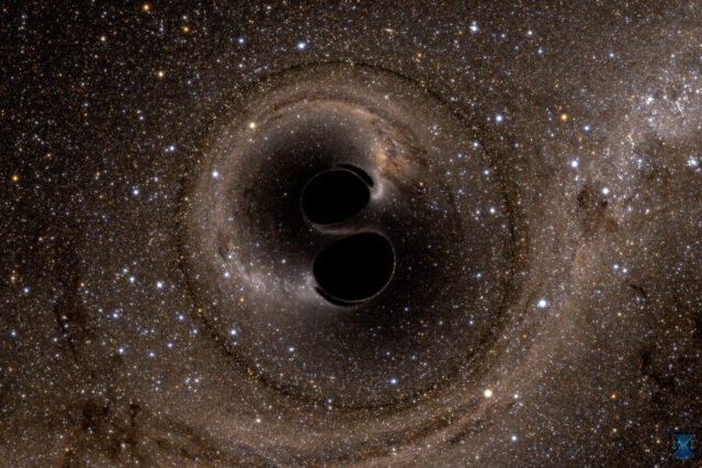 Physicists observationally confirm Hawkings black hole theorem for the first time 1