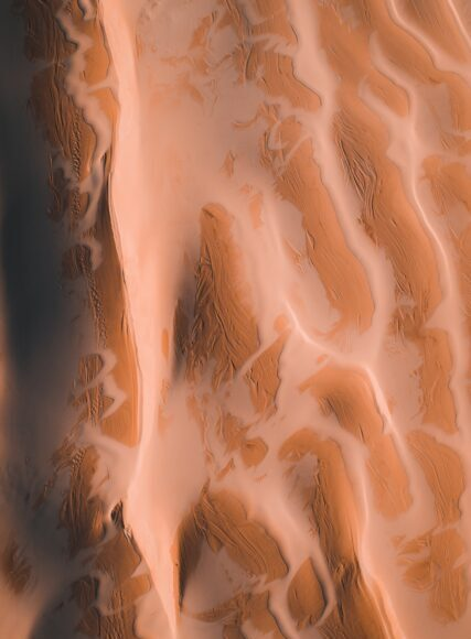 Clays not water are likely source of Mars lakes