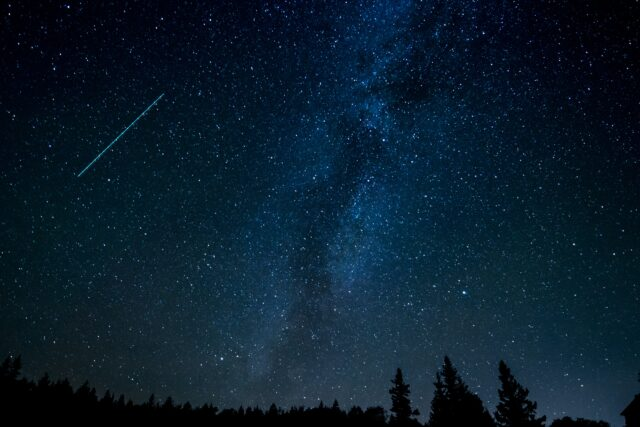Global project observes rare meteor showers and meteorite falls