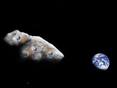 AsteroidIllustration 3 by The University of Arizona